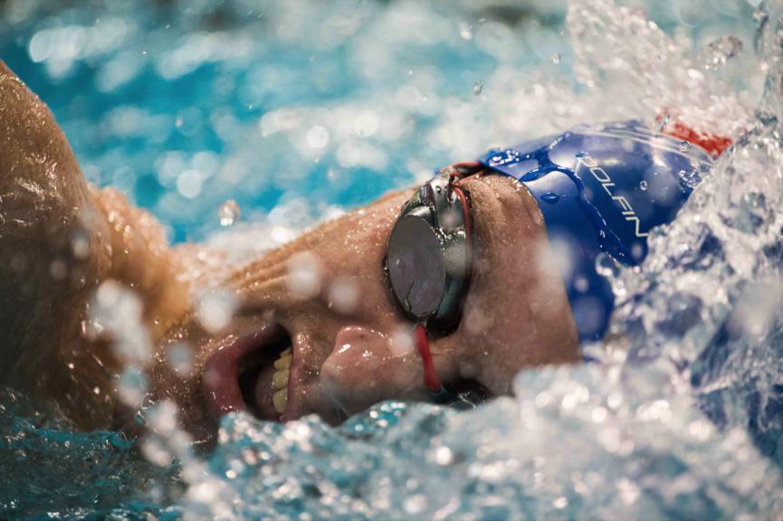 5個改變讓你游得更快